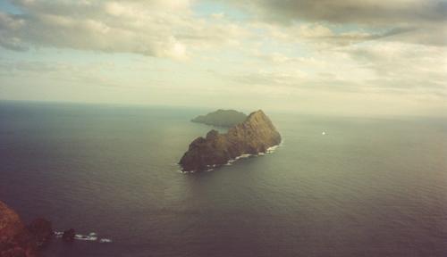 Reserva Natural das Ilhas Desertas. Foto: Serviço do Parque Natural da Madeira