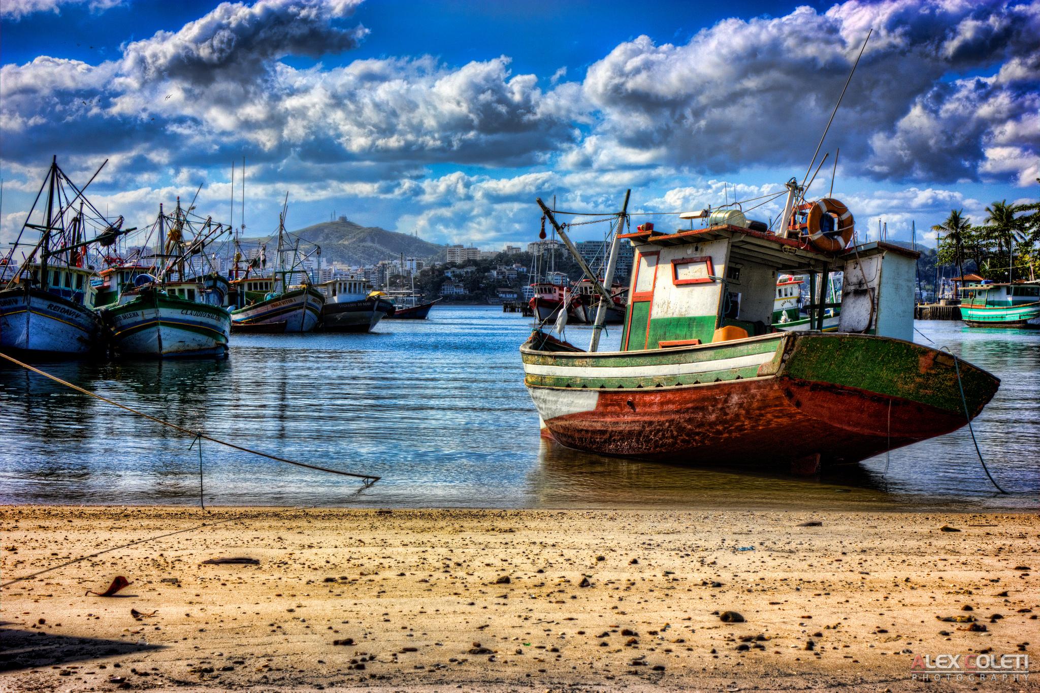 Jurujuba, Niterói, Baía de Guanabara. Foto: Alex Coleti | flickr.com/alexcoleti