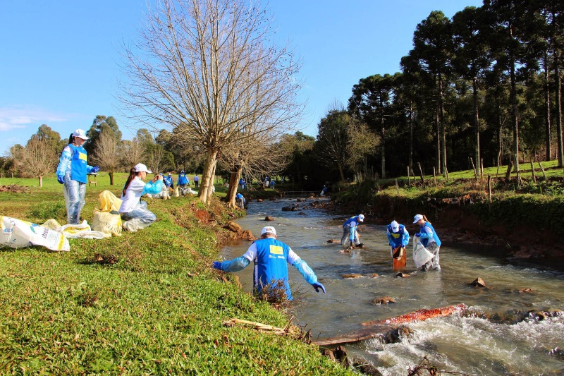 Projeto Rio Tigre. Foto: Eloverde
